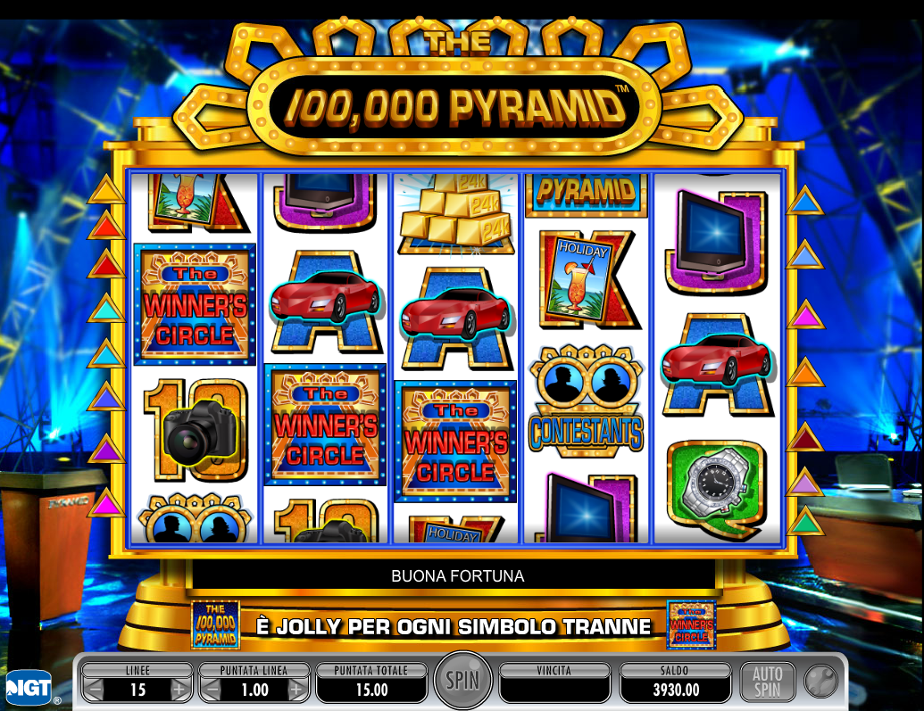 100 000 Pyramid Game Online Free