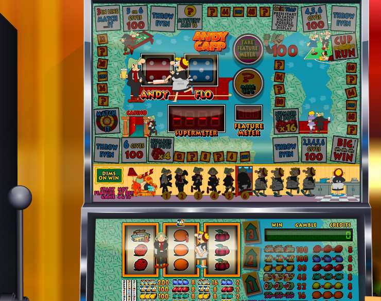 Andy Capp™ Slot Machine Game to Play Free in Simbats Online Casinos