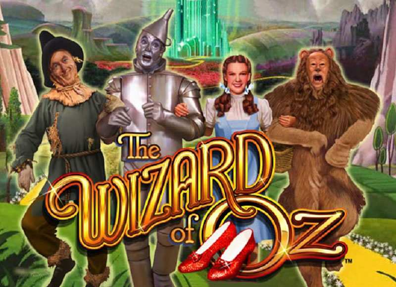 the wizard oz slot