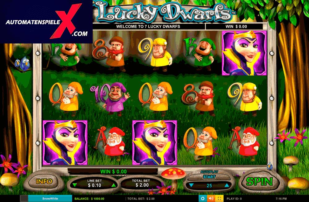 7 Lucky Dwarfs
