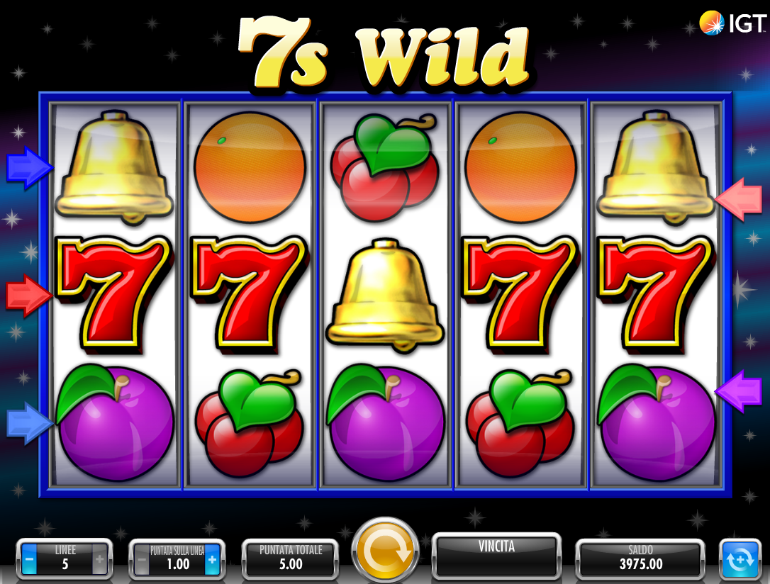 Spiele ClaГџic Seven - Video Slots Online