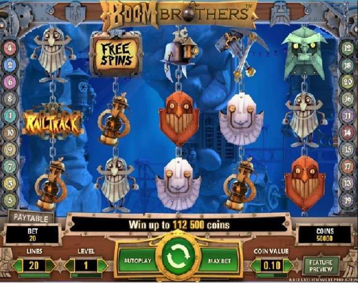 Spiele Super Boom - Video Slots Online