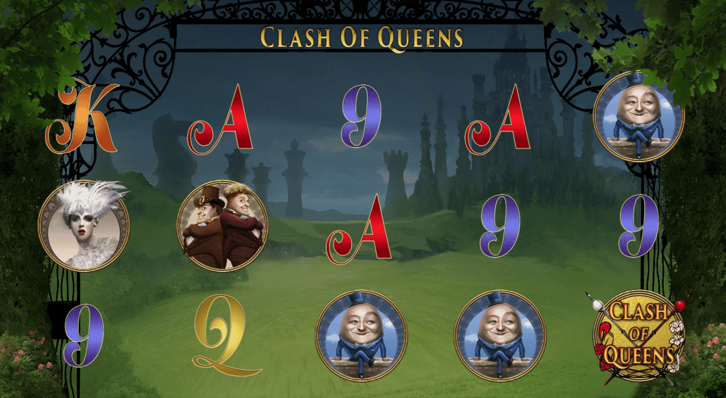 Clash of Queens
