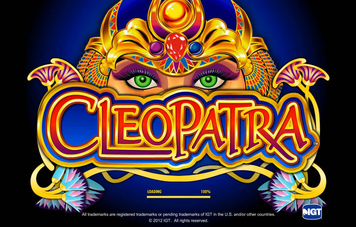 Cleopatra Slot Machine Online Play FREE Cleopatra Game ...