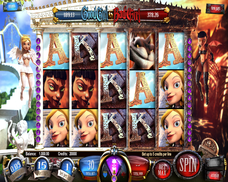 7th Heaven Online Spielautomat