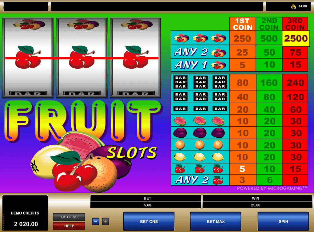 Spiele No More Fruits - Video Slots Online