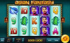 asian fantasy