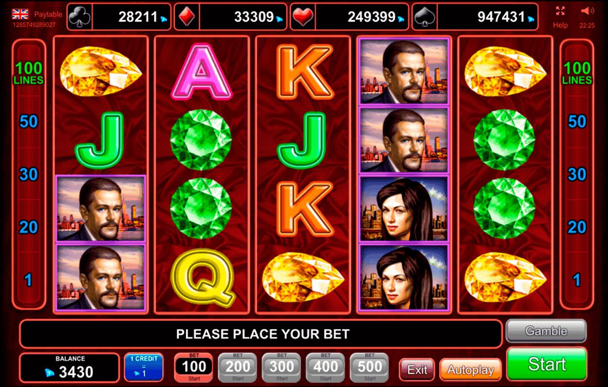 Online slot games egt