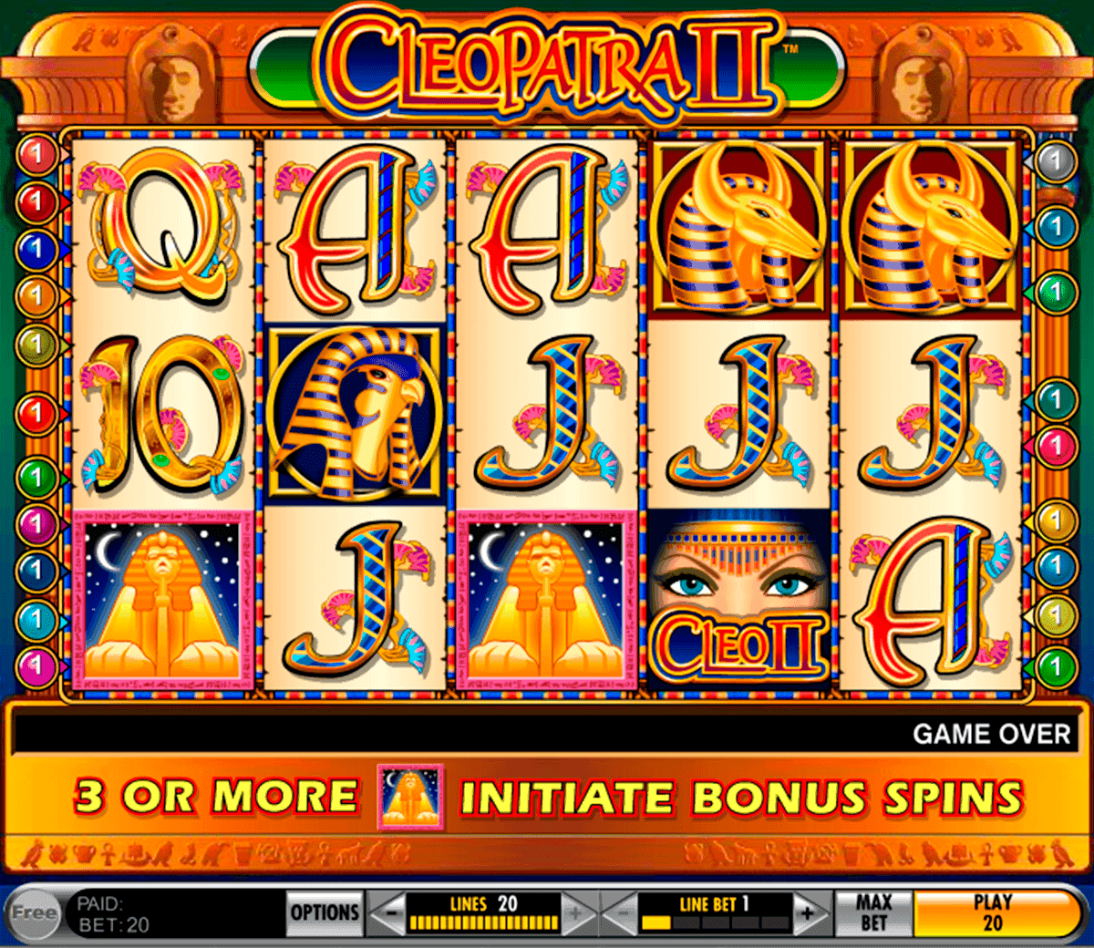 Slots machines gratis