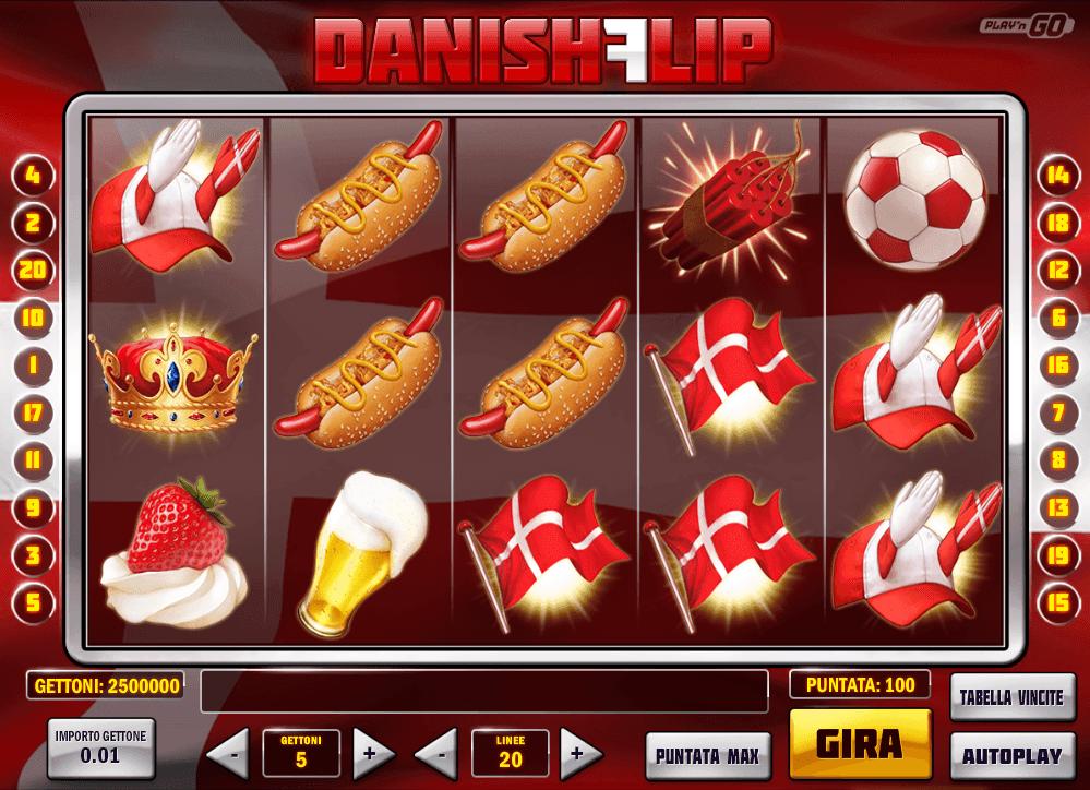Danish Flip