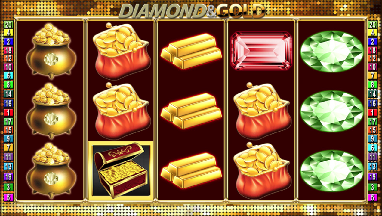 Play Diamond Gold