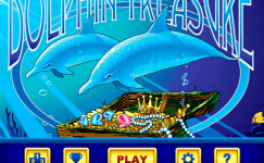 dolphin treasure slot aristocrat