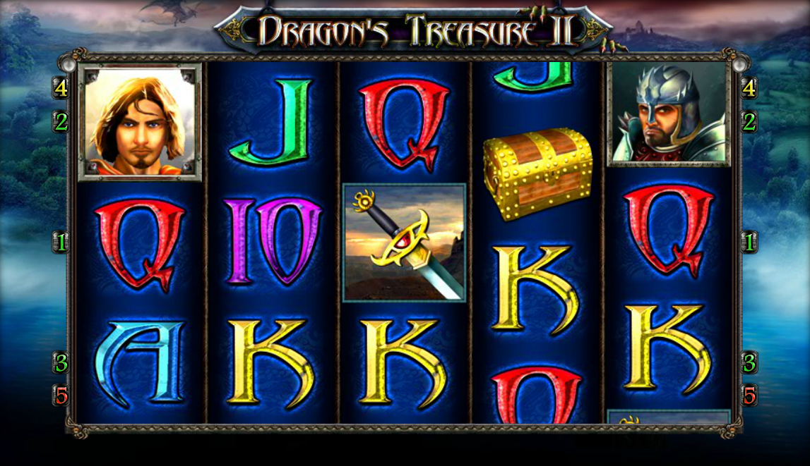 Dragons Treasure 2 Slot Machine Online Play Free Dragons