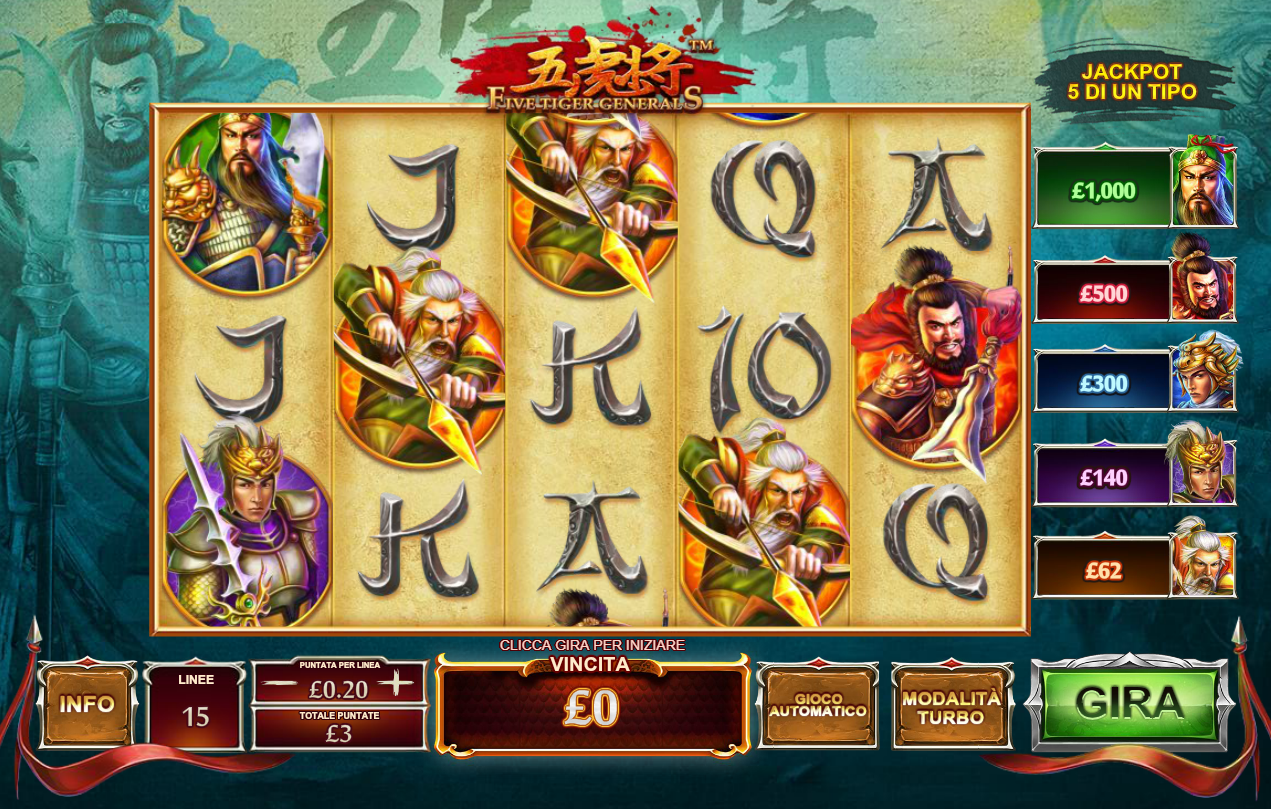 Spiele Triple Tigers - Video Slots Online