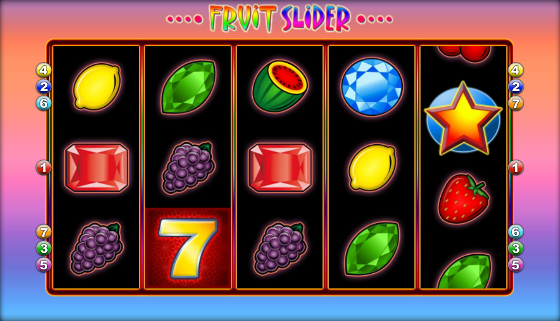 Fruit Slider