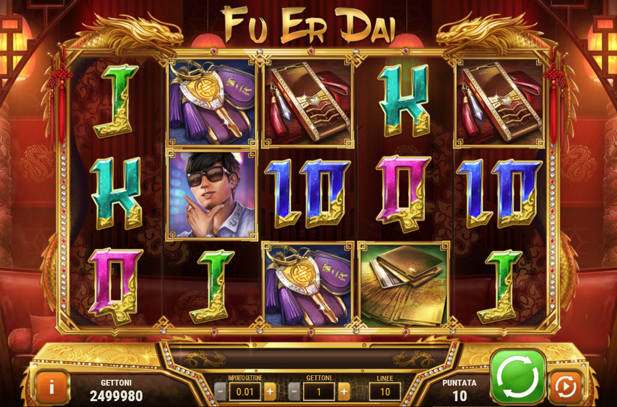 Fu Er Dai Slot Machine