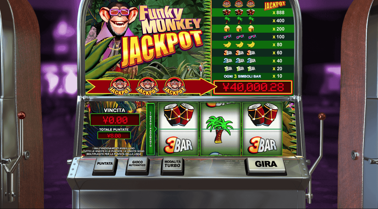 Monkey Slot Machines