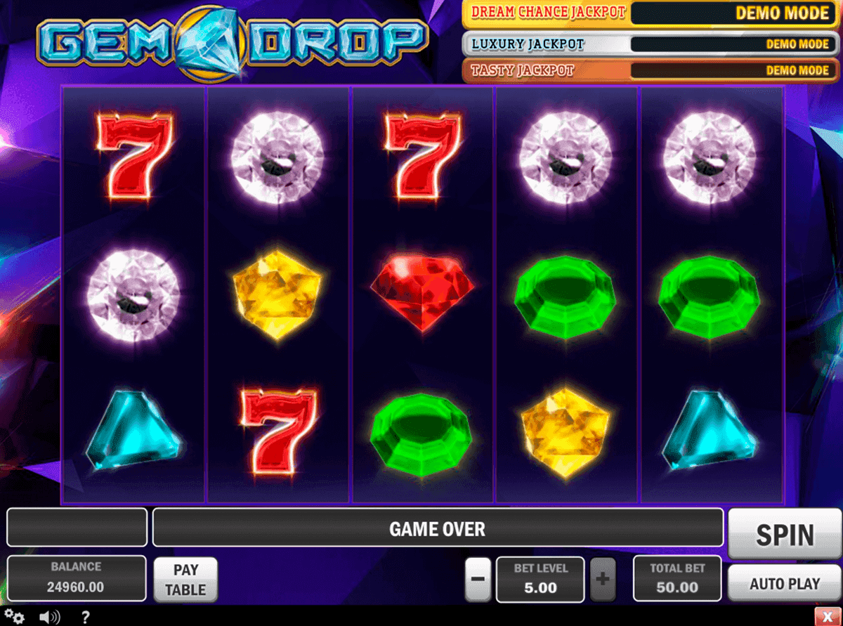 Free Gem Drop Games