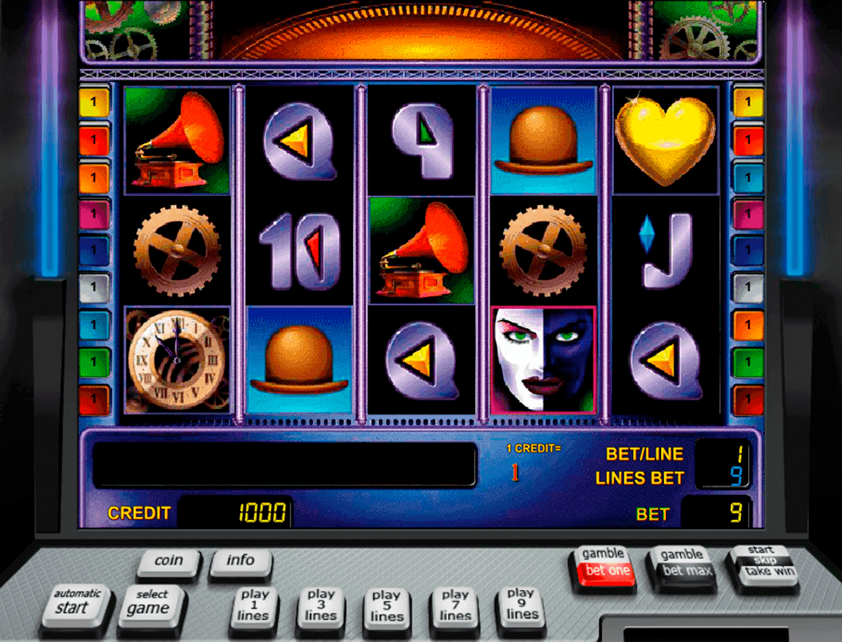 Heart Of Gold Slots