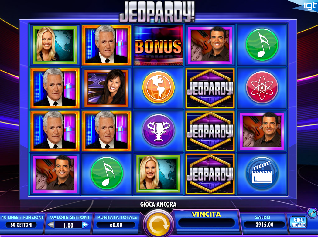 Play Jeopardy Online Free No Download