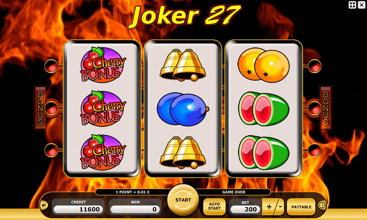 Spiele Joker 27 - Video Slots Online