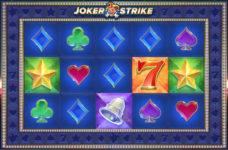 Spiele Joker Strike - Video Slots Online