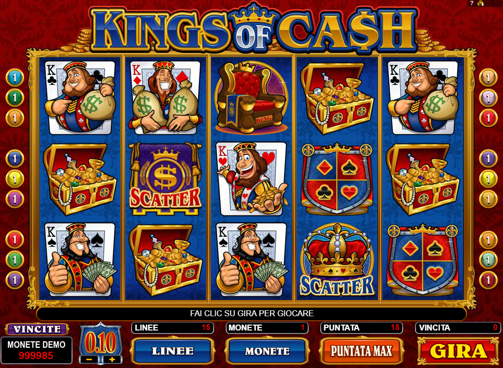 King Of Cash