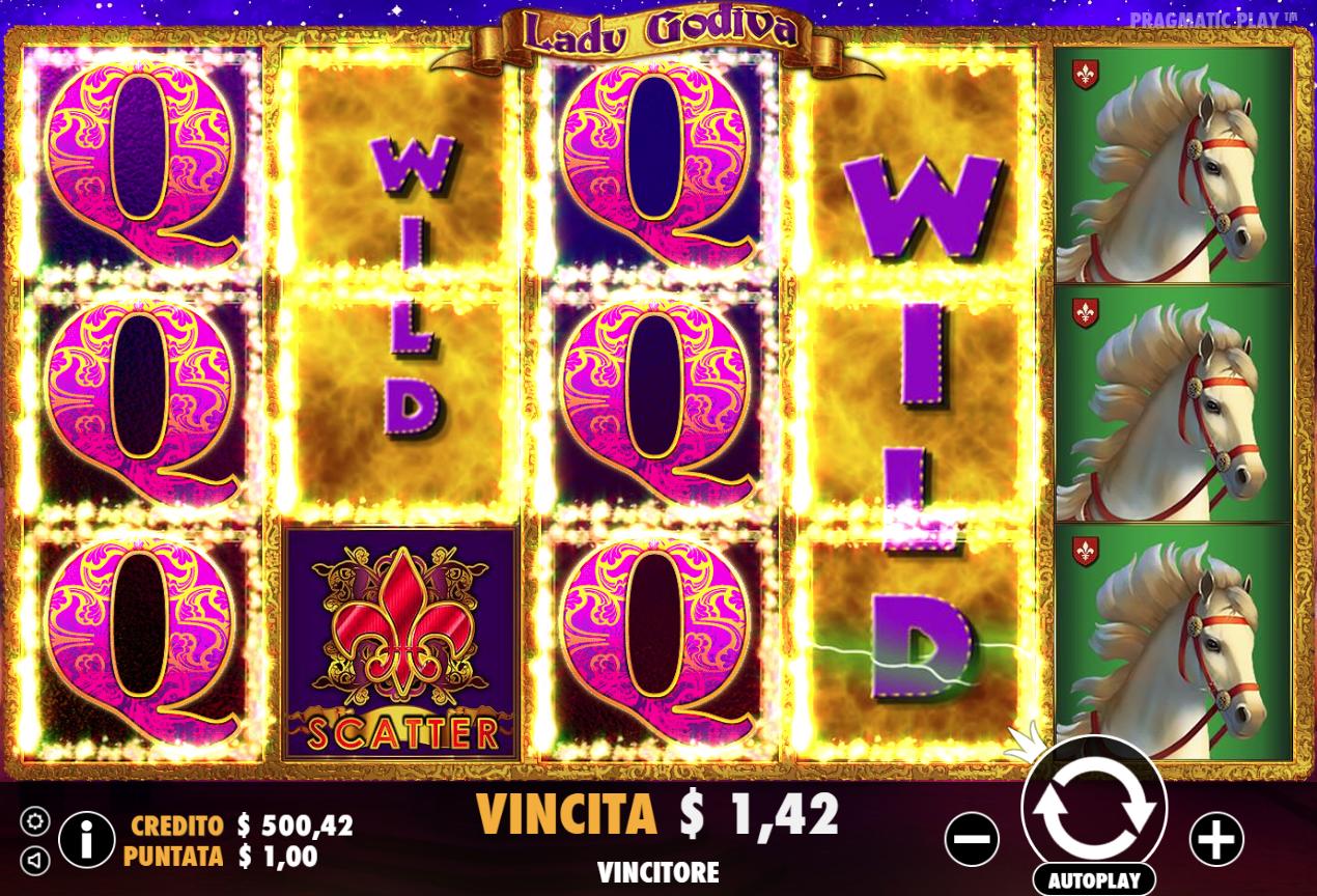 Spiele Lady Godiva - Video Slots Online