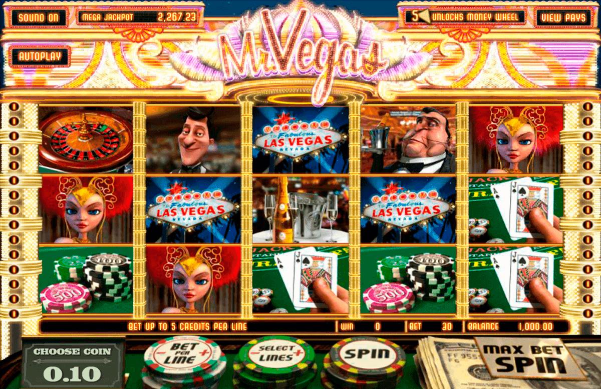Free 3d mr vegas casino games
