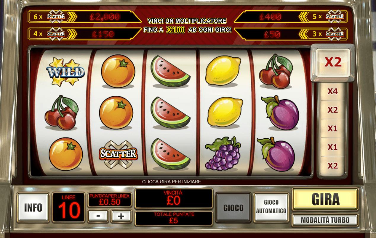Voglio giocare alle slot machine gratis