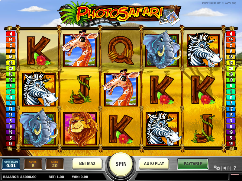 Super Slot Safari