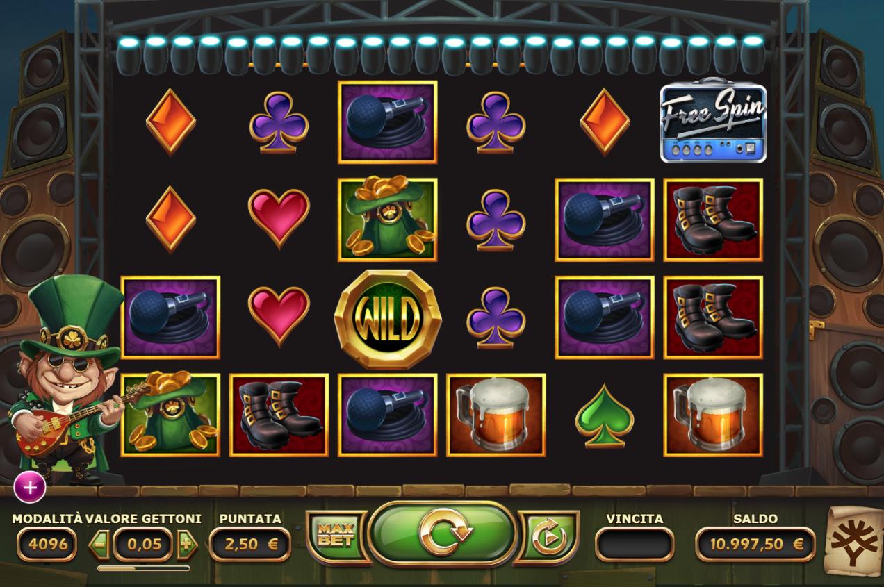 Giochi slot gratis online