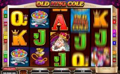 rhyming reels old king cole