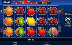 fruits 'n sevens