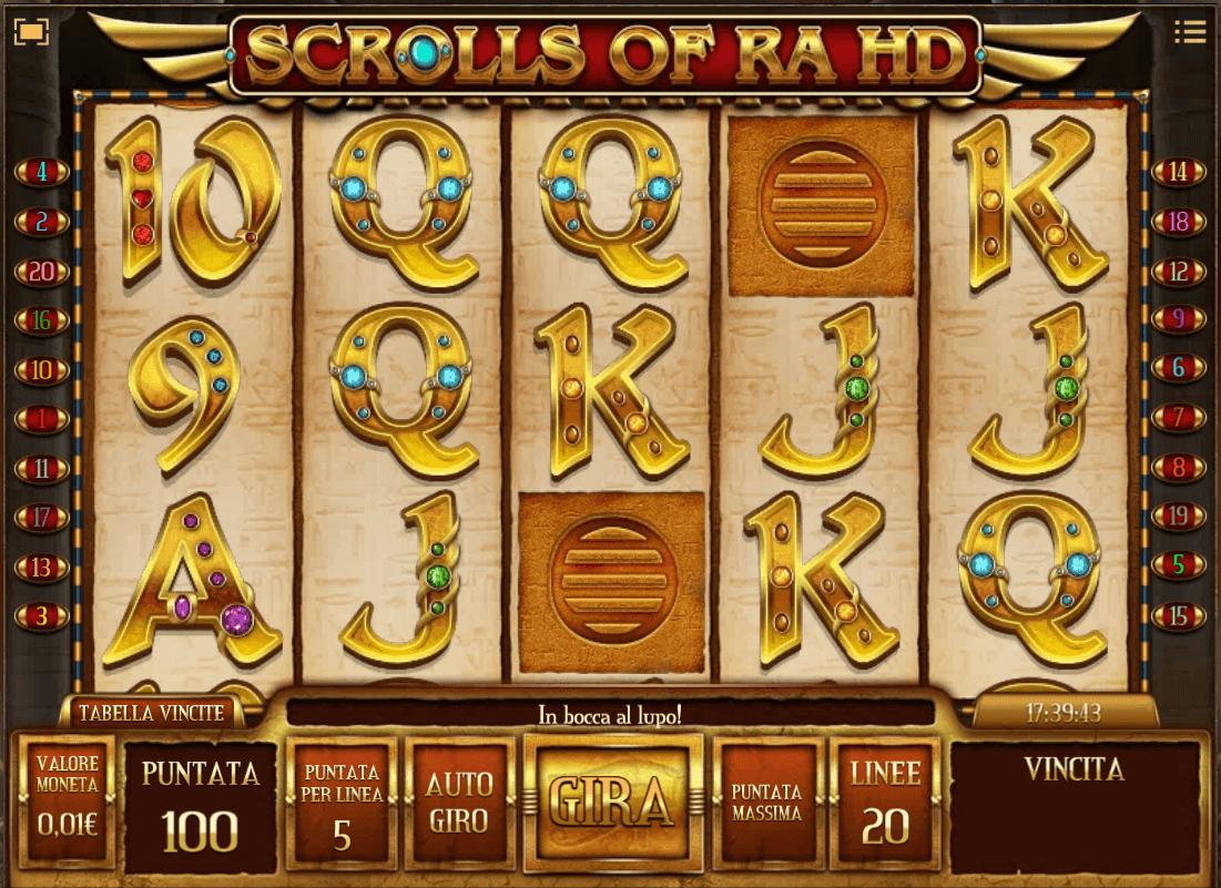 Spiele jetzt Book of Ra™ Online-Casino