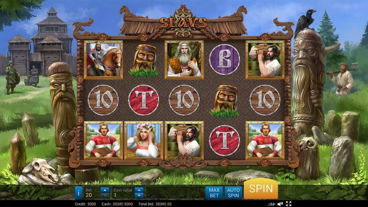 Spiele Red Eye Nickels - Video Slots Online