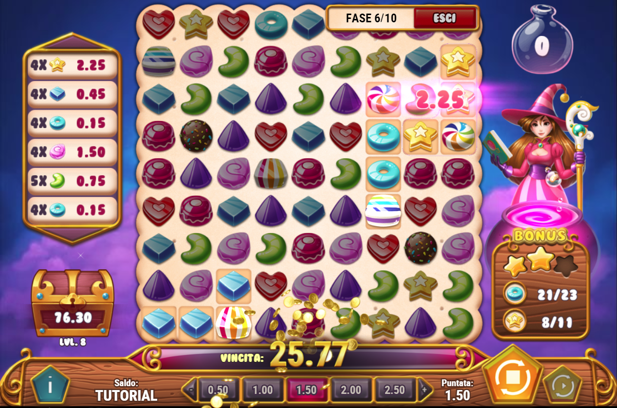 🥇 Sweet Alchemy Slot Machine Online ▷ Play FREE Sweet