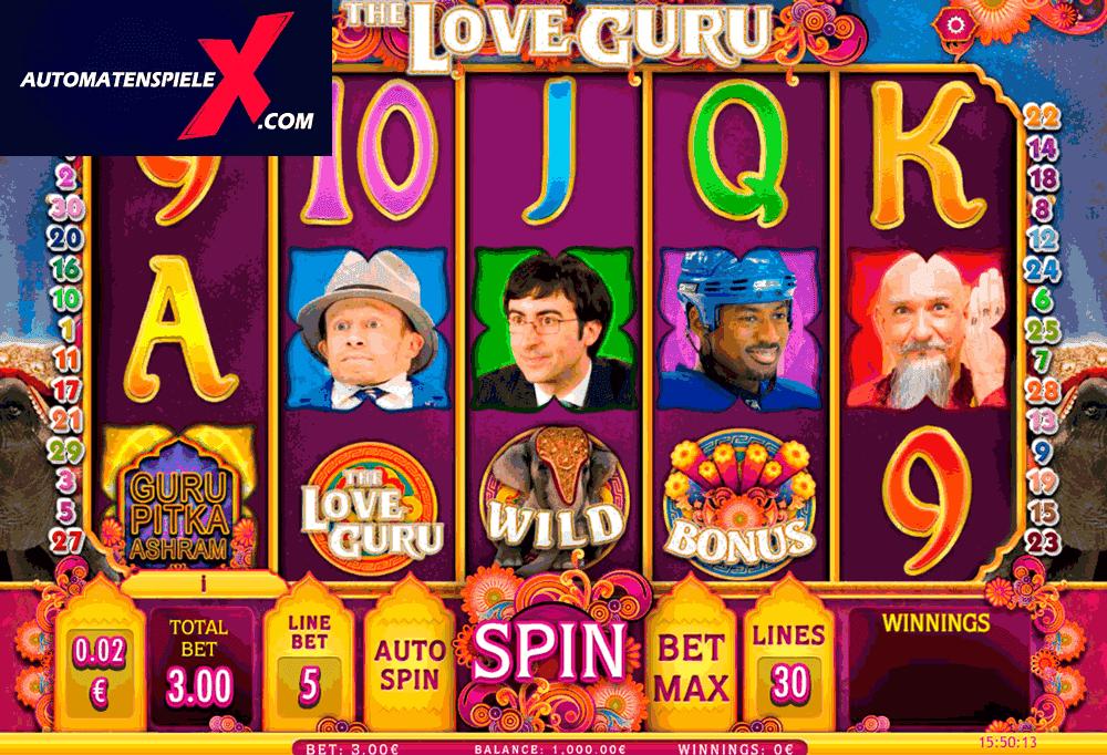 The Love Guru Free Online