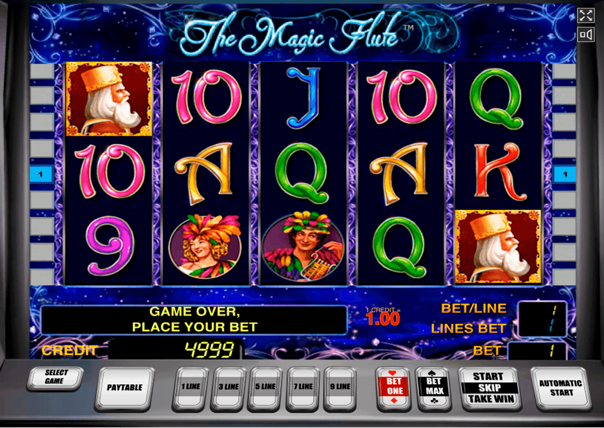 Free Slots The Magic Flute
