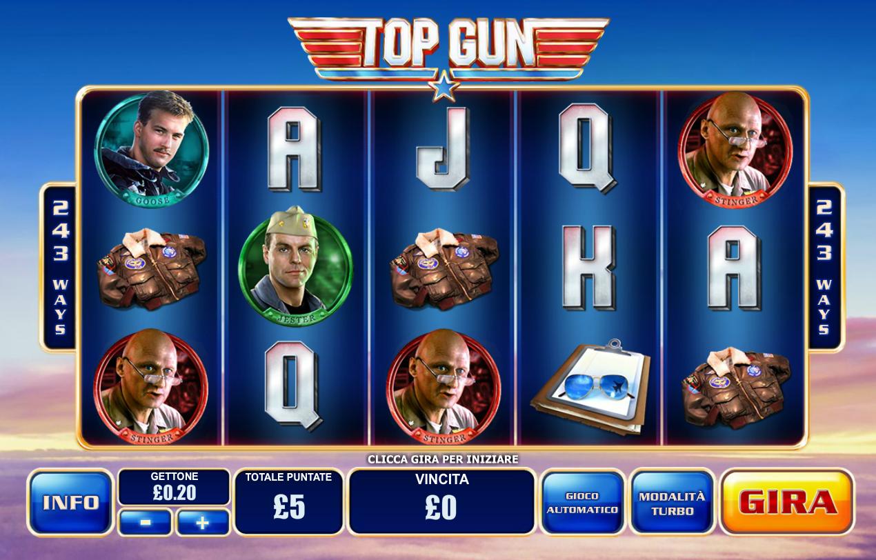 Spiele Top Gun - Video Slots Online
