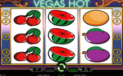vegas hot
