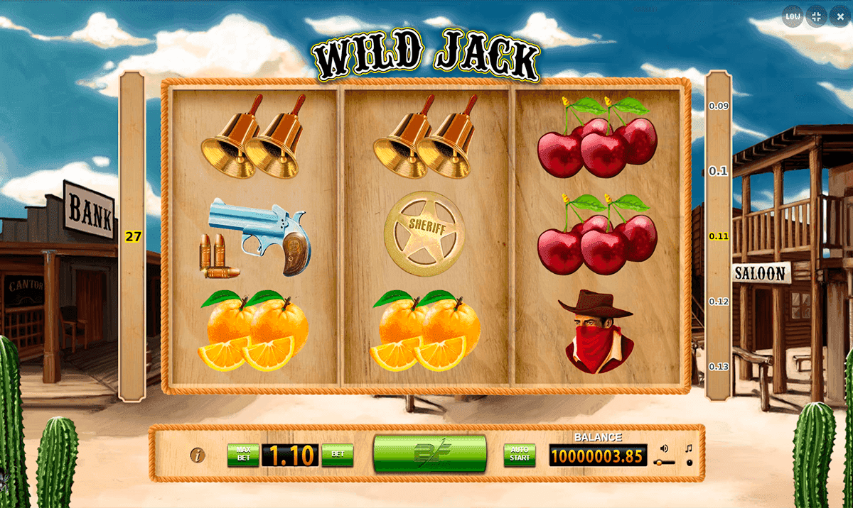 Spiele Wild Jack - Video Slots Online