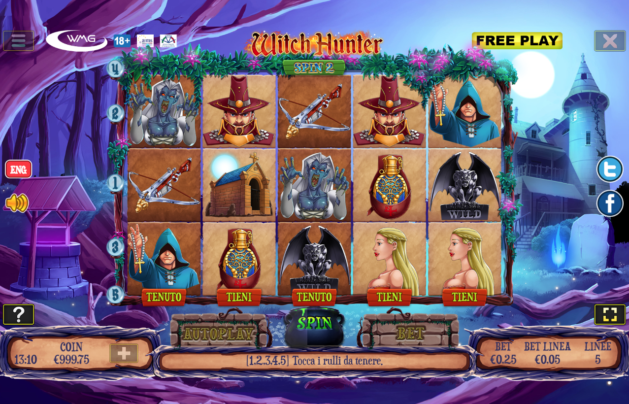 Spiele Witches Charm - Video Slots Online