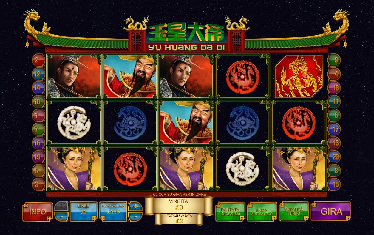 Yu Huang Da Di