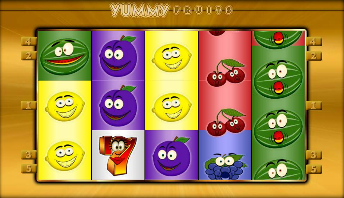 Spiele Yummy Fruits - Video Slots Online