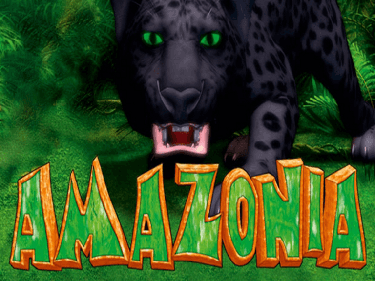 Amazing Amazonia