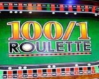 100/1 Roulette