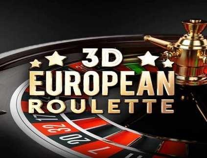 European 3D Roulette