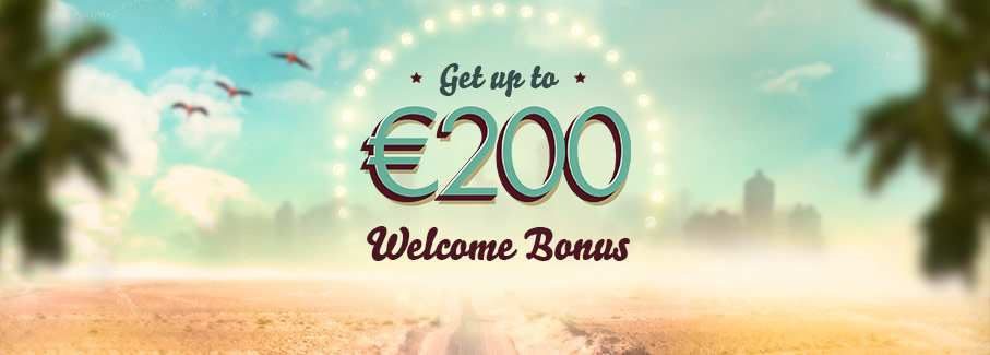 Casino 777 Welcome Bonus