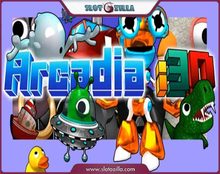 Spiele Arcadia I3d - Video Slots Online